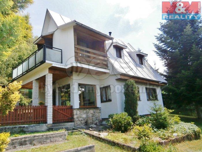 Prodej, chata 3+kk, 1092 m2, Smolné Pece