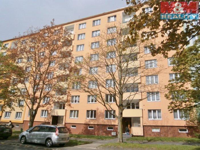 Prodej, byt 2+1+L, 55 m2, OV, Ostrov, ul. Kollárova