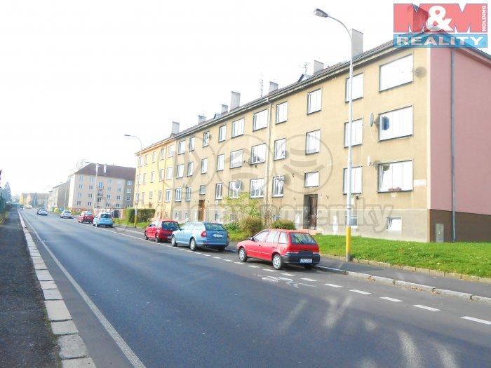 Prodej, byt 1+kk, 24 m2, Karlovy Vary, ul. Závodní