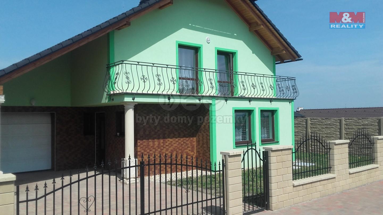 Prodej, novostavba 5+1, 1288 m2, Vyšehorky