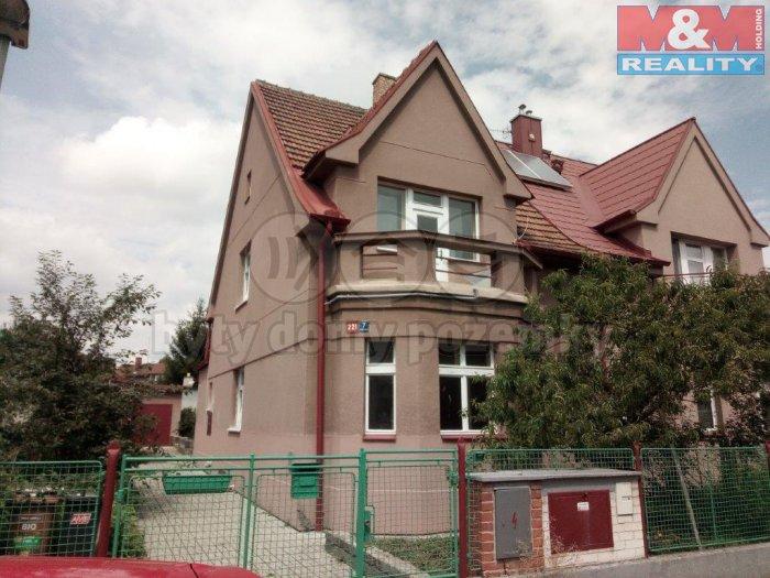 Prodej, rodinný dům 3+1, Praha - Kyje, Osická ul.
