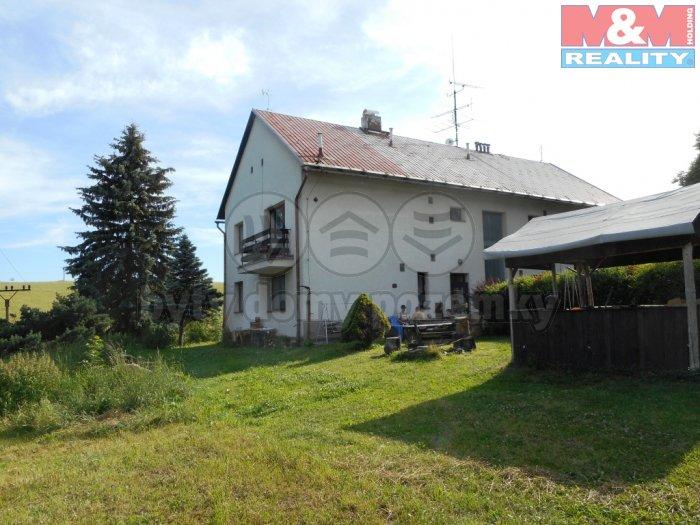 Prodej, rodinný dům 8 x 1 + kk, Horní Čermná, 3141 m2