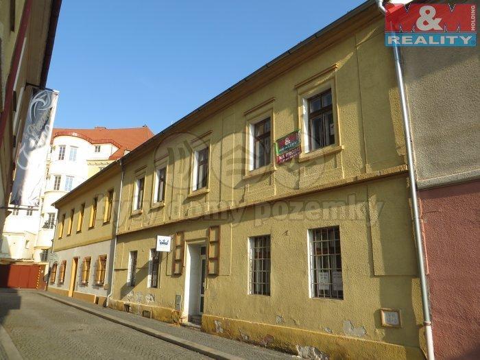Prodej, nájemní dům, 612m2, Chomutov, ul. Klostermannova