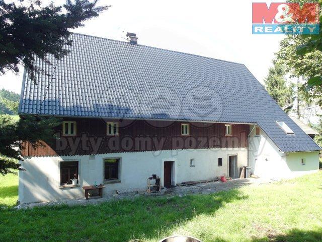 Prodej, rodinný dům 8+1, Děčín - Merboltice