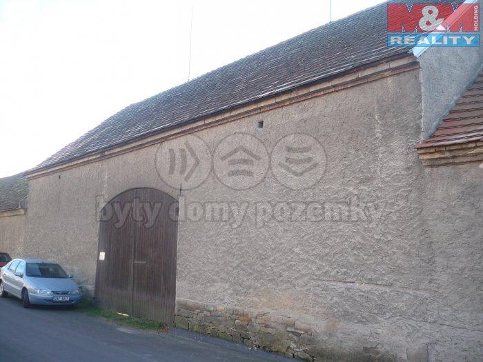 Prodej, stodola, 160 m2, Přestavlky