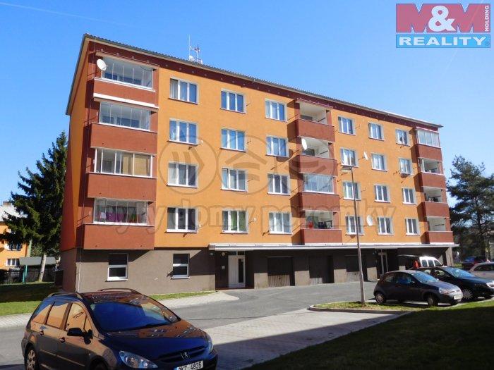 Prodej, byt 1+kk, 22 m2, OV, Božíčany