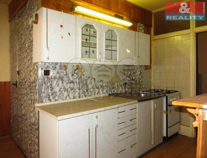 Prodej, byt 2+1, 62 m2, Vintířov u Sokolova