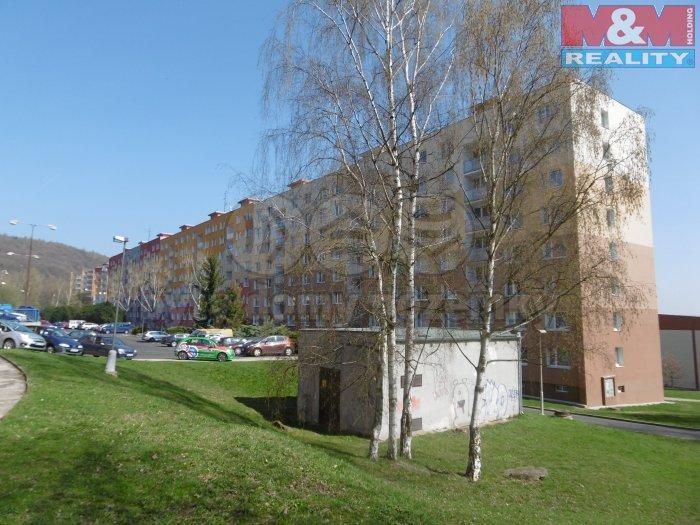Pronájem, byt 3+1, 78 m2, OV, Jirkov, ul. Krušnohorská