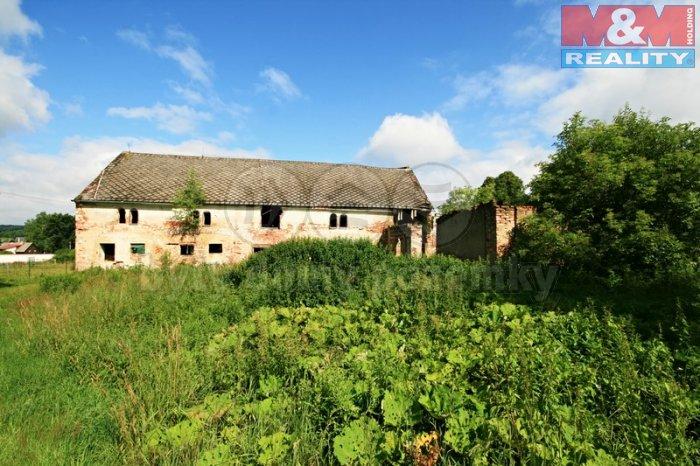 Prodej, rodinný dům, Lobendava