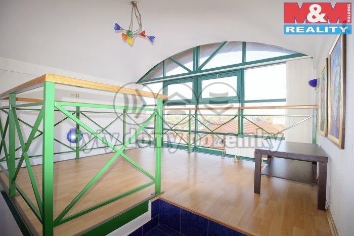 Prodej, Byt 1+kk, 46 m2, Praha 3 - Žižkov, ul. V Kapslovně