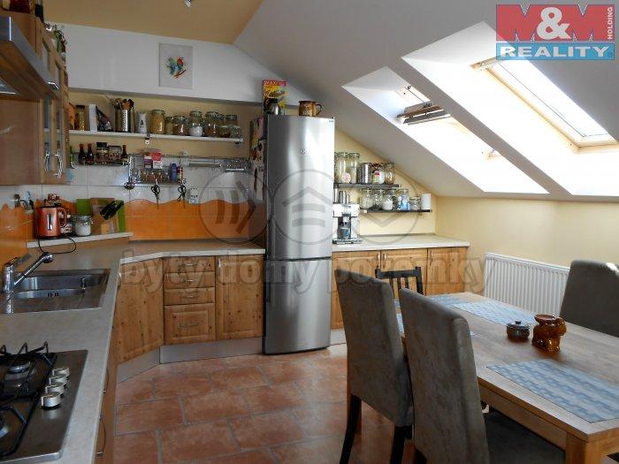 Prodej, byt 3+1, 111 m2, OV, Karlovy Vary, ul. Nákladní