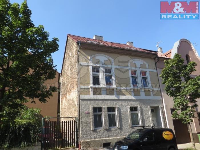 Prodej, nájemní dům, OV, Chomutov, ul. Poděbradova