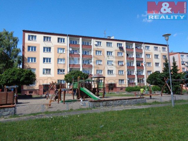 Prodej, byt 2+1, 57 m2, OV, Cheb, ul. V Zahradách