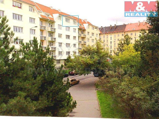 Pronájem, byt 1+1, 47 m2, Praha 3 - Žižkov