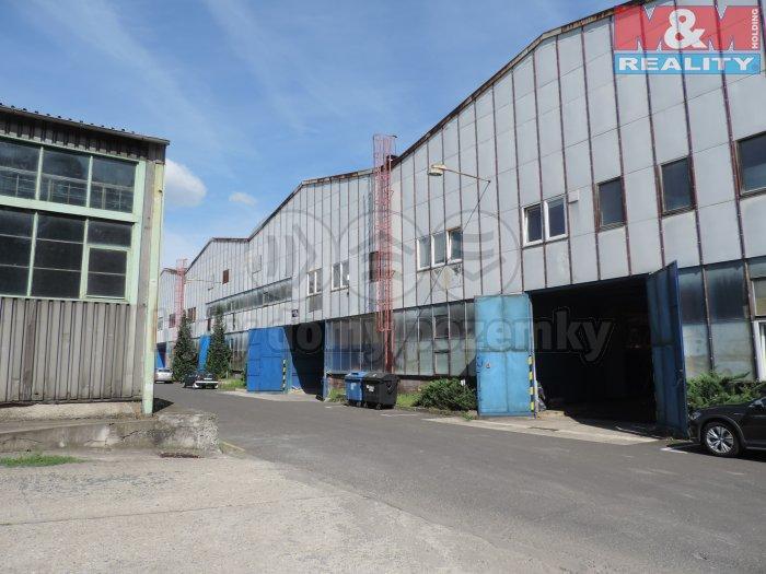 Pronájem, výrobní a skladovací haly, Frýdlant nad Ostravicí