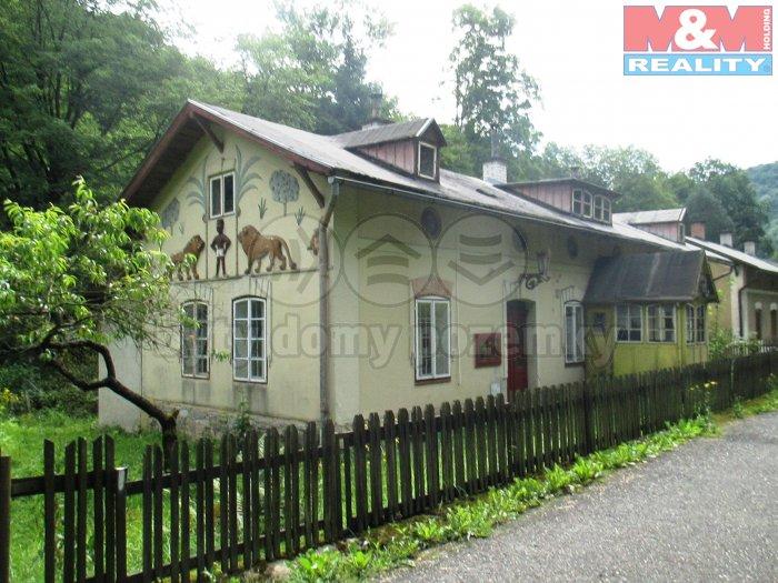 Prodej, rodinný dům, 348 m2, Františkov nad Ploučnicí
