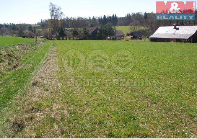 Prodej, pozemek, 1800 m2, Žďár u Staré Paky