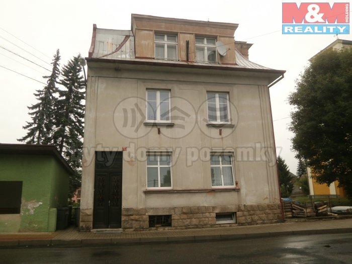 Prodej, byt 2+1, 45 m2, Stanovice