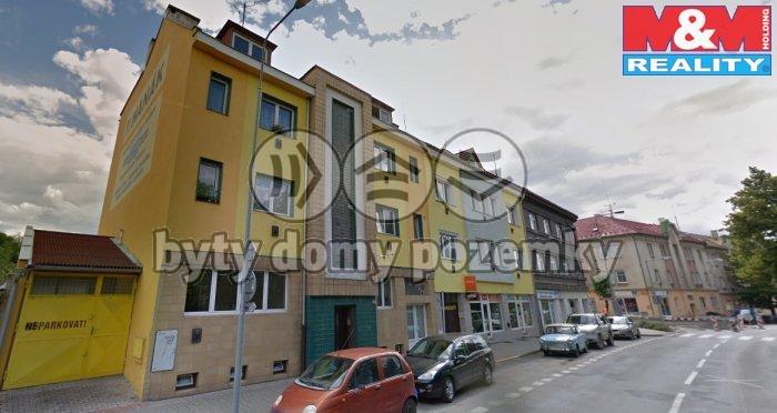 Pronájem, byt 2+1, 55 m2, Louny ul. Husova