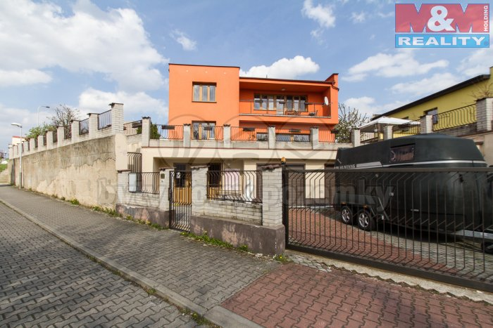 Pronájem, rodinný dům, 1097 m2, Praha 4 - Libuš