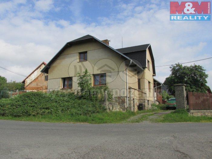 Prodej, rodinný dům 3+1 a 2+kk, 368 m2, Kozičín