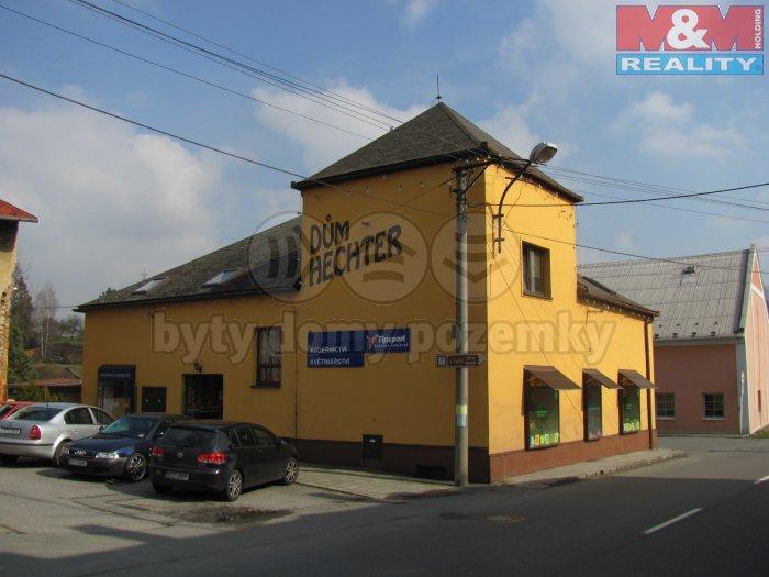 Prodej, komerční objekt, 445 m2, Klimkovice, ul. 28. října