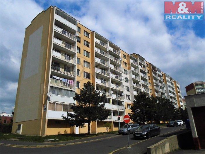 Prodej, byt 4+1, 78 m2, DV, Most, ul. J. A. Komenského