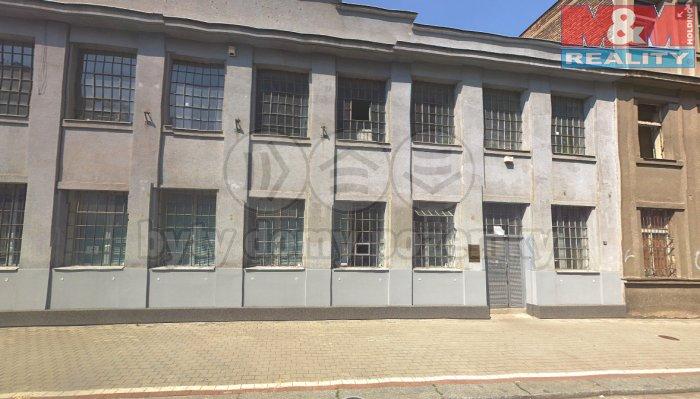 Pronájem, kancelářské prostory, 80 m2, Praha 7 - Holešovice