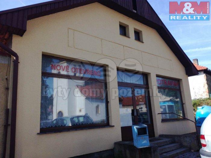 Prodej, Obchodní objekty, Hradiště, Plzeň - jih