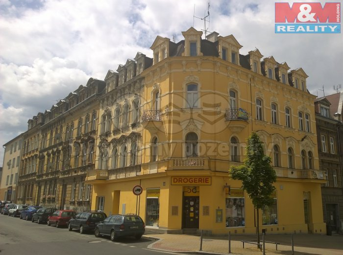 Pronájem, NP pro obchod - služby, Karlovy Vary - Rybáře