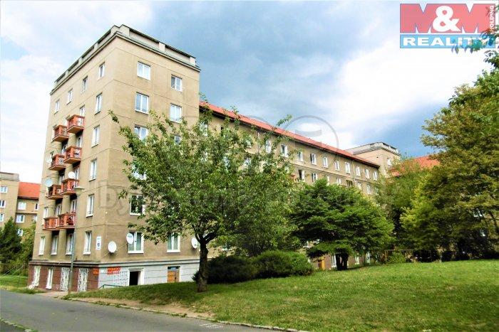Prodej, byt 2+1, 51 m2, OV, Most, ul. Tř. Budovatelů