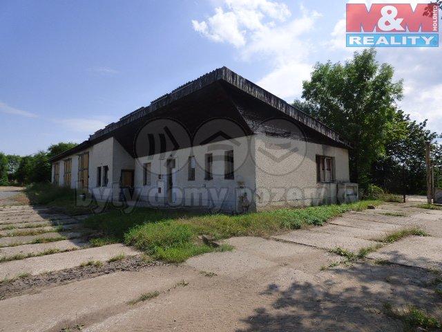 Prodej, sklady, Čáslav - Hejdof