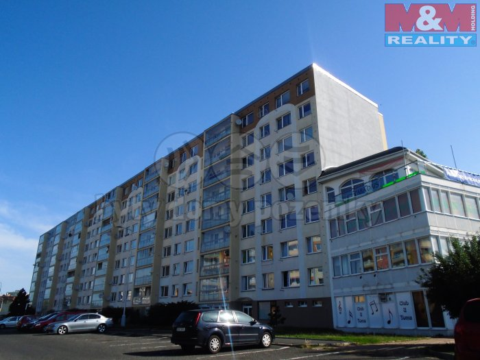 Prodej, byt 3+1, 69 m2, DV, Most, ul. Bohuslava Vrbenského