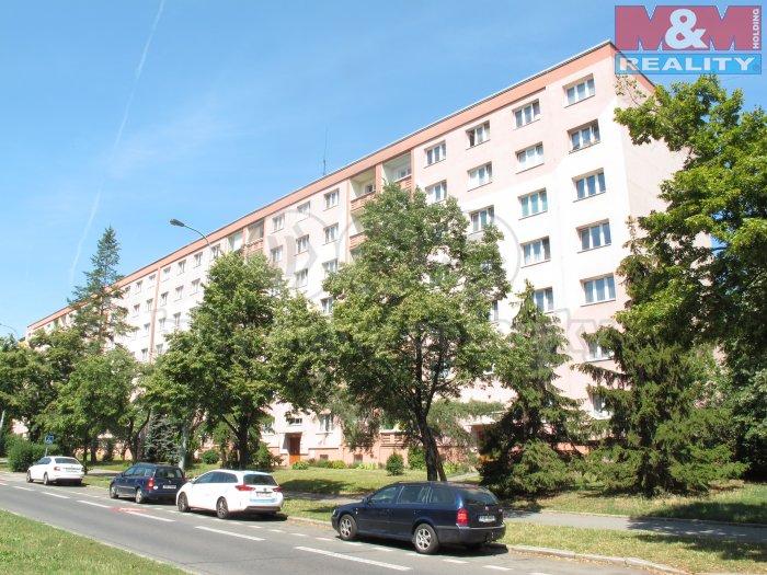 Prodej, byt 2+1, 53 m2, Praha 10 - Malešice