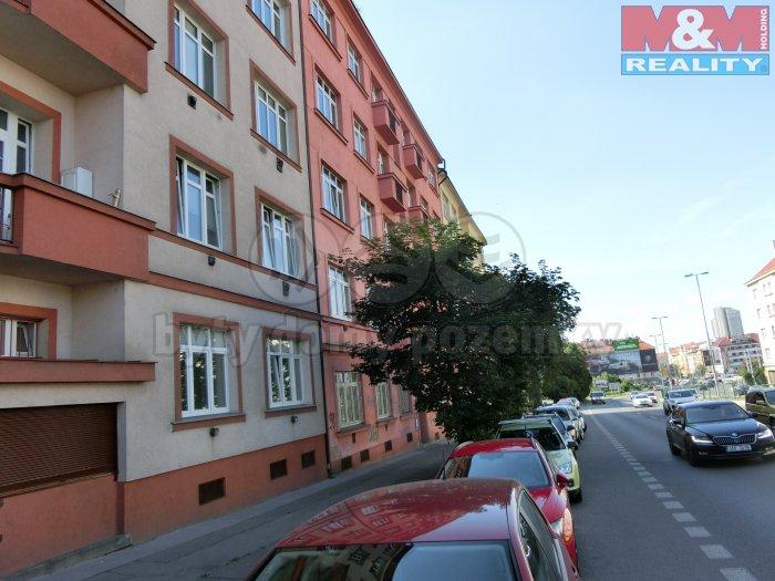 Prodej, byt 1+1, 60 m2, Praha 4 - Nusle