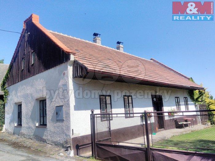 Prodej, rodinný dům 3+1, Bosyně