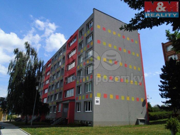 Prodej, byt 4+1, 73 m2, DV, Most, ul. Maxima Gorkého