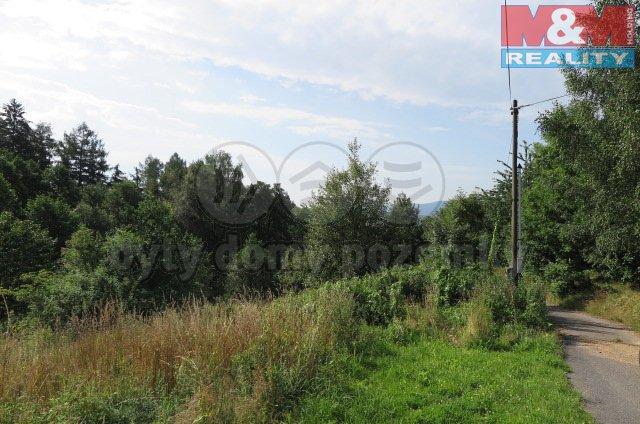 Prodej, stavební pozemek, 3700 m2, Nová Ves, Růžek