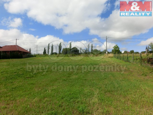 Prodej, stavební pozemek, 1140 m2, Horní Těrlicko