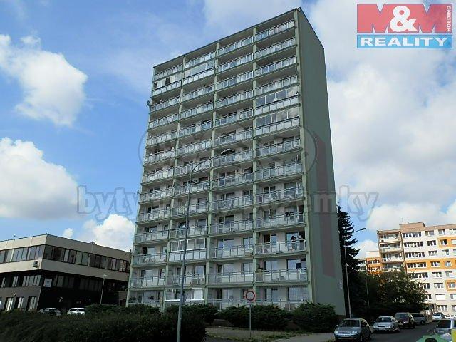 Prodej, byt 2+1, 50 m2, OV, Most, ul. Višňová