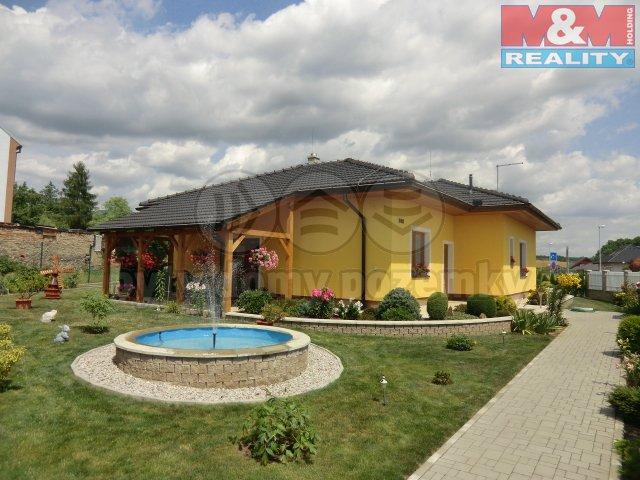 Prodej, rodinný dům, 1040 m2, Lom, ul. Šrámkova