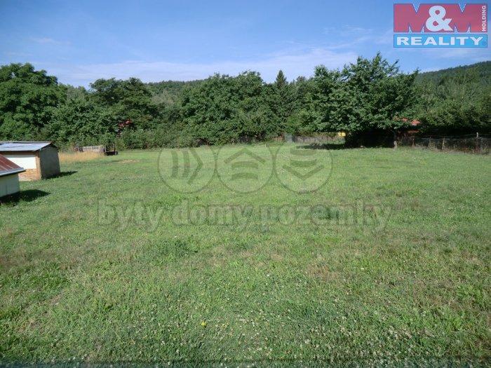 Prodej, pozemek, 1400 m2, Prunéřov