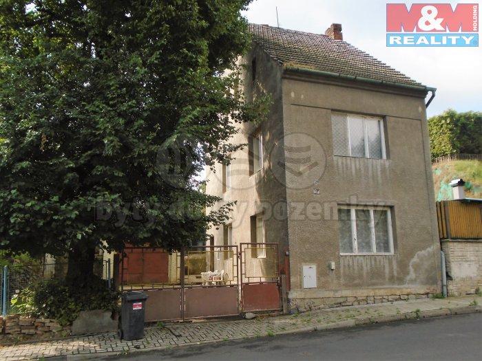 Prodej, rodinný dům, 120 m2, OV, Braňany, ul. Mostecká