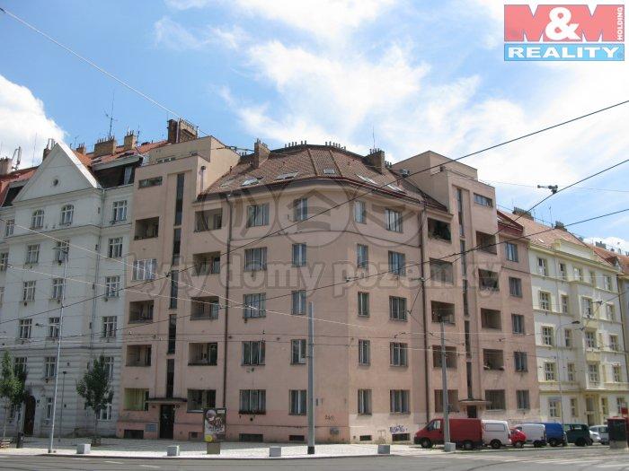 Prodej, byt 3+1, 100m2, OV, Praha 10 - Vršovice