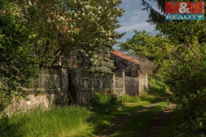 Prodej, zemědělská usedlost, 120 m², Divice, okr. Louny