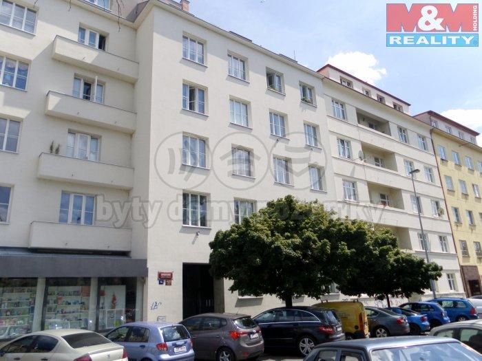 Prodej, komerční prostory, 100 m2, Praha 10 - Vršovice