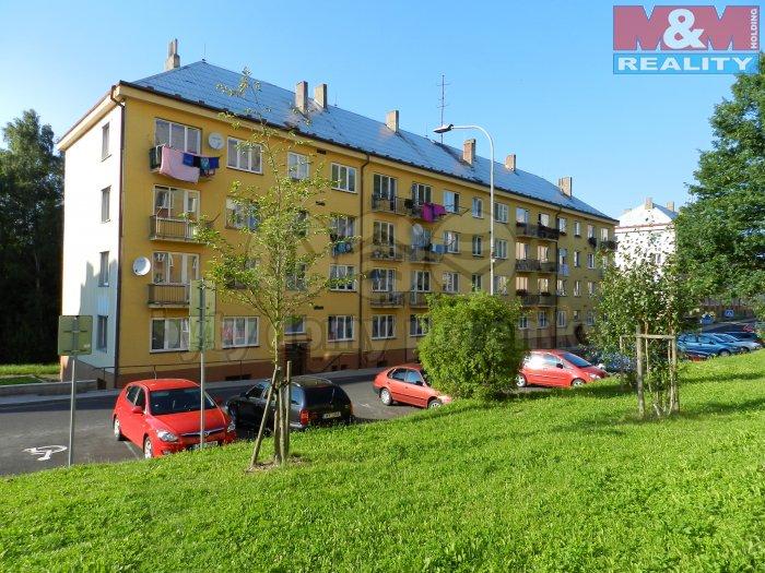 Prodej, byt 2+1, 50 m2, Bukovany u Sokolova