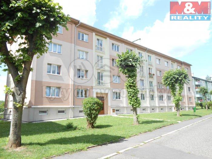 Prodej, byt 2+1, 66 m2, OV, Nová Role, ul. Tovární