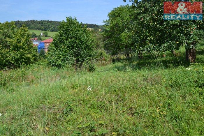 Prodej, pozemek, 1914 m2, Skuhrov