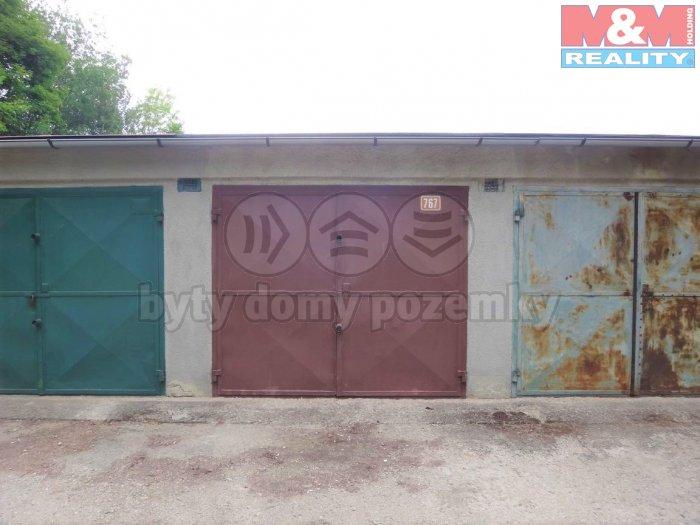Prodej, garáž, 19 m2, Slaný